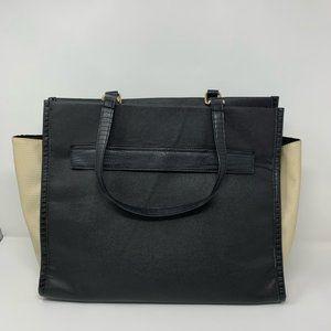 TARGET 🍁 Black and Cream Laptop/Book Bag